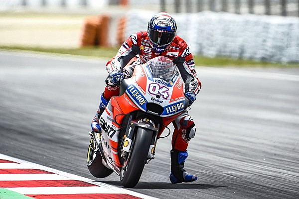 Dovizioso aan kop in derde training, Marquez richting Q1 na crash