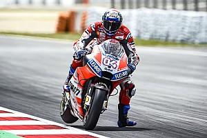 MotoGP Отчет о тренировке Довициозо стал быстрейшим на разминке Гран При Каталонии