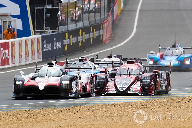 Alonso considera que Toyota tiene Le Mans bajo control