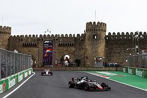 Формула 1 Новость Промоутеры гонки в Баку попросили снизить размер взноса за Гран При
