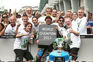 Moto2 Artículo especial Las mejores historias de 2017, 13: Morbidelli doctora a la academia de Rossi