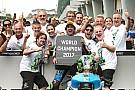 Tragedi di balik kesuksesan Morbidelli juara dunia Moto2