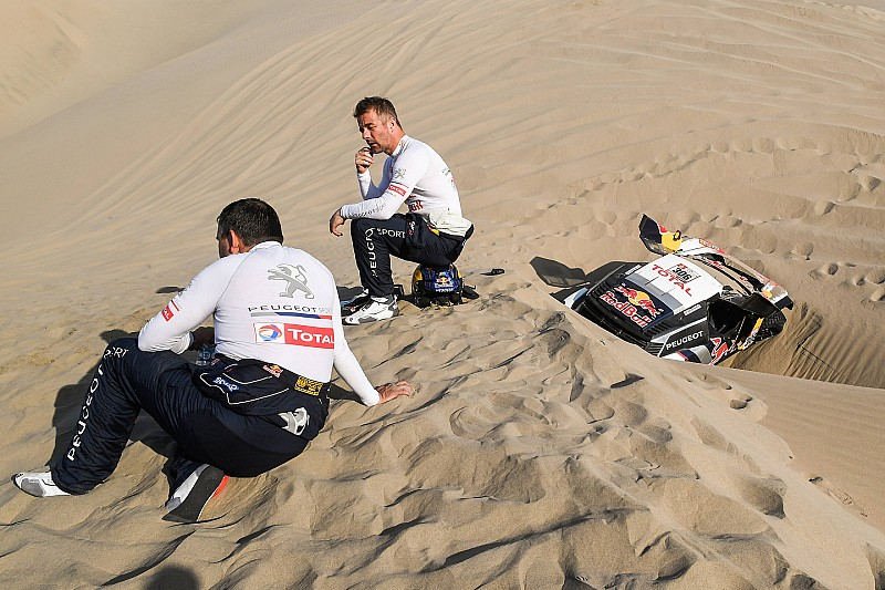 Dakar-Sieg adieu: Sebastien Loeb plant keine weiteren Starts