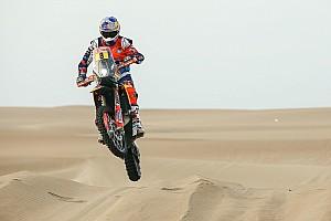Dakar Nieuws Dagsucces opsteker voor Price: