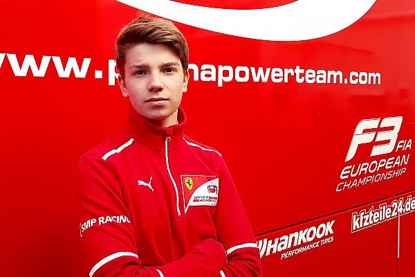 F3-Euro Noticias de última hora Prema tendrá al protegido ruso de Ferrari para la F3