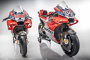 MotoGP Galería Galería: Las nuevas Ducati para MotoGP