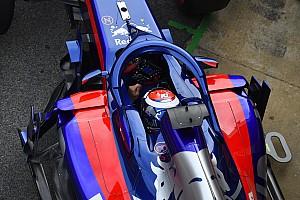 Formule 1 Interview Gasly a déchiré sa combinaison à cause du Halo