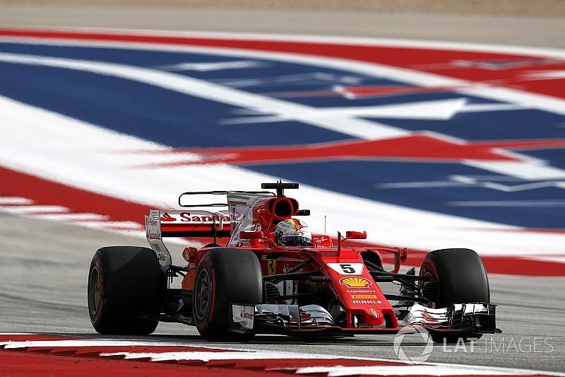 """Sebastian Vettel sitzt Hamilton im Nacken: """"Morgen wird ein guter Tag"""""""