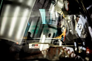WEC Новость Toyota опубликовала видео тестов Алонсо