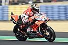 MotoGP Лоренсо пожаловался на неудобное расположение бака Ducati