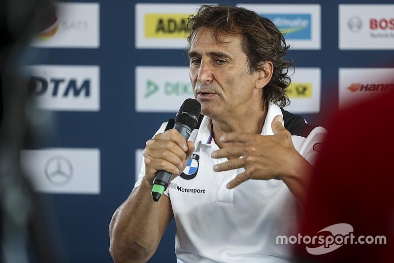 Zanardi nem hitte el, hogy az ötödik helyen végzett a DTM misanói futamán