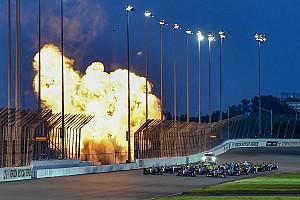 Galería: las mejores imágenes de la temporada 2018 de IndyCar