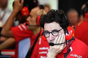 Binotto: lo vogliono Renault e Mercedes, ma il dt vuole restare alla Ferrari?