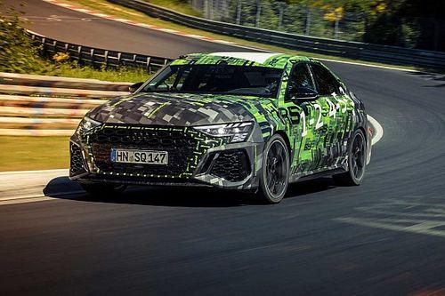 Record pour la nouvelle Audi RS3 Berline sur le Nürburgring