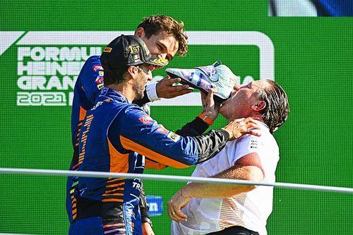 """Brown: """"Monza, motor sporlarındaki en gururlu günümdü"""""""