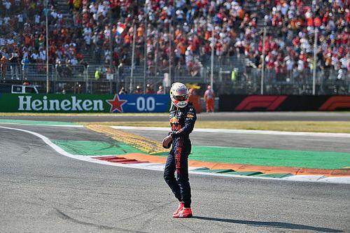 "Verstappen dice que los criticaron en Monza son ""hipócritas"""