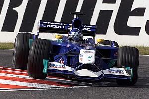 Les débuts de Räikkönen en F1, une vraie bataille