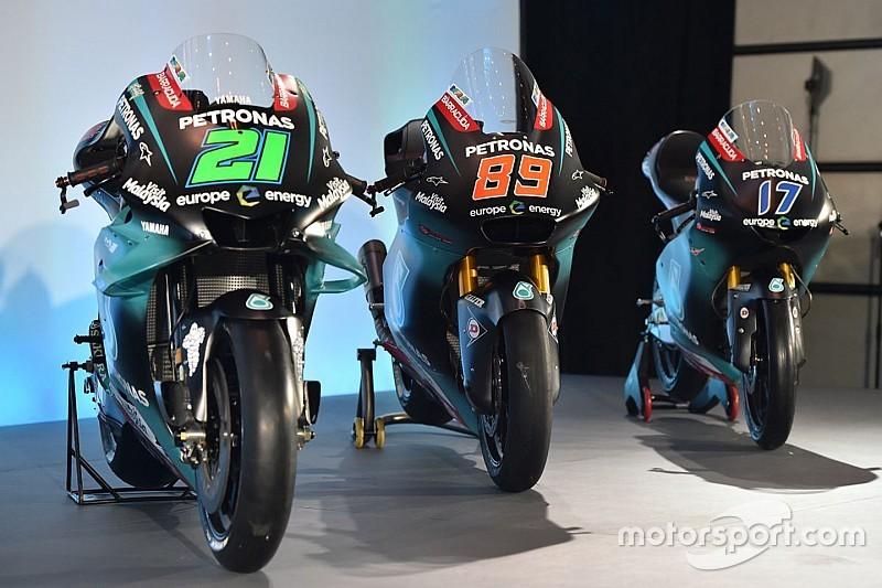 GALERI: Peluncuran Petronas Yamaha SRT