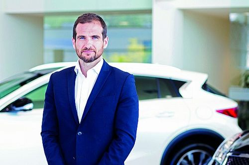 Nissan appoints Infiniti chief as motorsport director