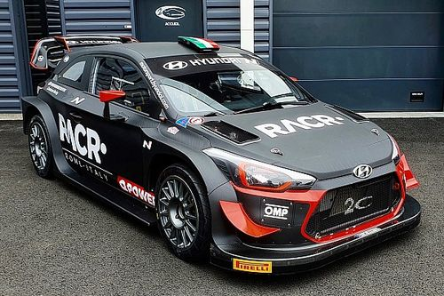 Ecco la Hyundai i20 WRC Plus di Pedersoli per il Rally di Alba