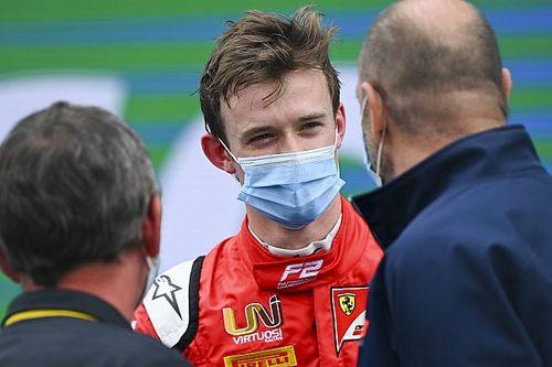 Ilott won't return to Formula 2 in 2021