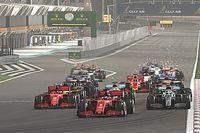 Los protagonistas del último Virtual Grand Prix de la F1 2021