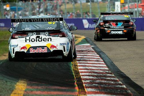 Supercars Holden to undergo fresh aero change