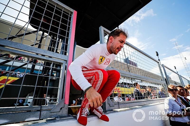 Hamilton pide más respeto para Vettel