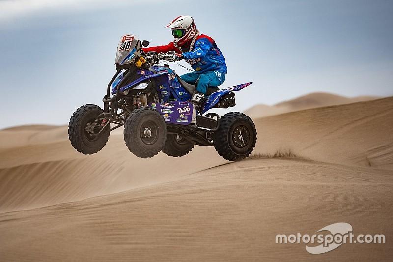 Cavigliasso se acerca al triunfo en el Dakar