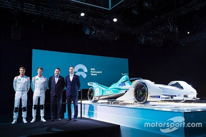 NIO, 2018/19 Formula E aracını tanıttı ve pilotlarını açıkladı