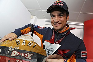 GALERI: Dani Pedrosa menjadi Legenda MotoGP