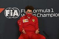 Ferrari 'muda de ideia' e passa a apoiar congelamento de motores a partir de 2022