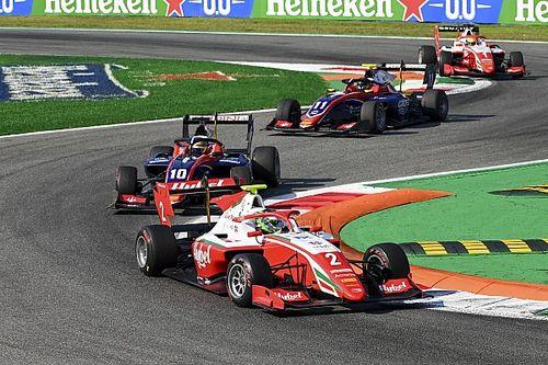 فورمولا 3: فيستي يشق طريقه من المركز التاسع ليحقق فوزًا مثيرًا في مونزا