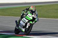 Moto3, Barcellona: Binder batte Arbolino e Foggia, Arenas ko