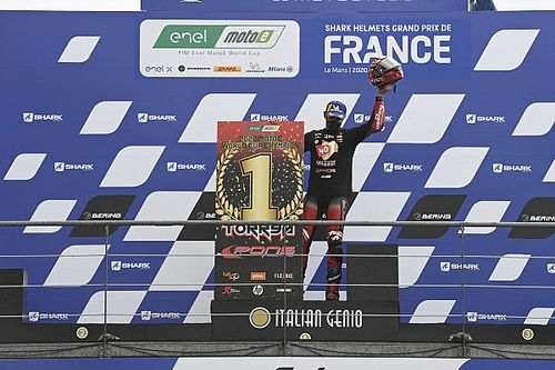 Torres crowned MotoE champion in Le Mans finale