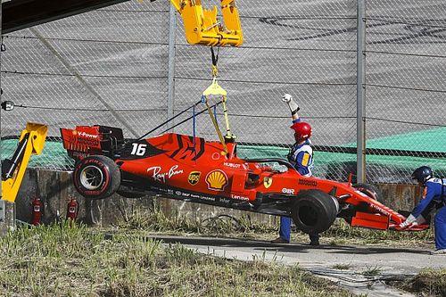 """L'accrochage Vettel/Leclerc, une """"crise"""" nécessaire pour Ferrari"""