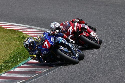 全日本ロードレース鈴鹿レース2|中須賀克行、鈴鹿を連勝で終える。開幕もてぎから4連勝