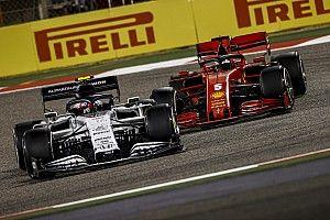 """AlphaTauri lamenta no ganar a Ferrari en 2020: """"Éramos más rápidos"""""""
