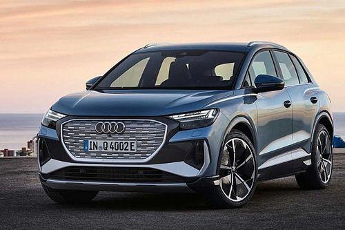 Eljött az ideje az Audi Q4 E-Tron és a Q4 Sportback E-Tron bemutatójának