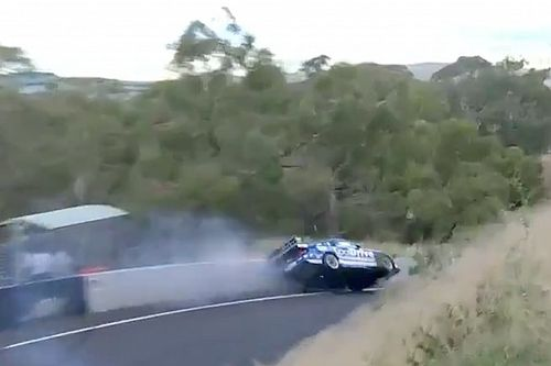 Slade explains heartbreaking Bathurst crash