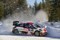Toyota aiming to test new hybrid WRC car in the summer