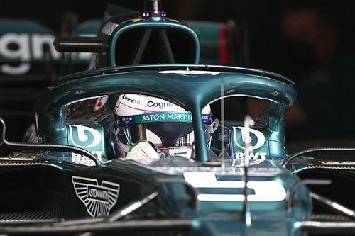 Dua Masalah Besar Vettel di Aston Martin