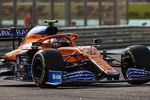 VÍDEO: McLaren liga pela primeira vez motor Mercedes que será usado no carro de 2021