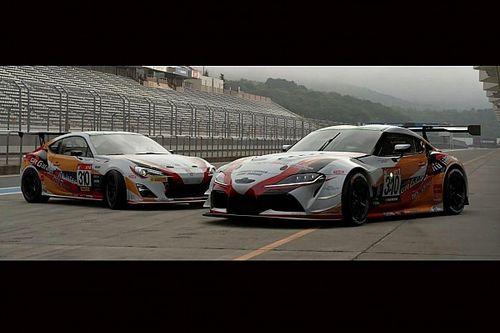 スーパー耐久ST-4クラス王者のC.S.I Racing、今季はGRスープラ投入しST-Zクラスにも参戦