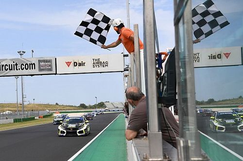 TCR Italy: Girolami domina Gara 1 di Misano con la Honda