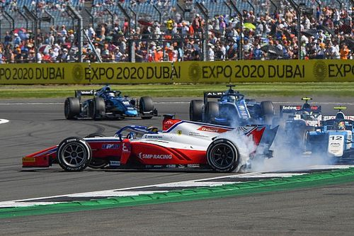 """Shwartzman: F2 title race not over despite making """"more mistakes"""""""