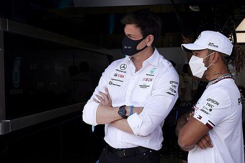 Wolff: Mercedes quiere volver al respeto con Red Bull
