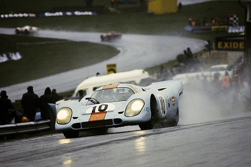 Is this motorsport's greatest wet-weather drive?