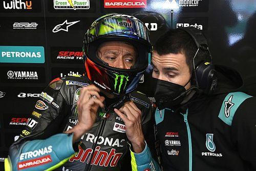 Rossi Tak Nyaman Selalu Tampil Buruk