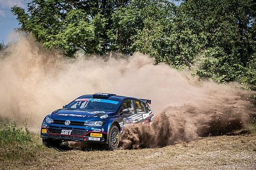 ERC: Gryazin domina il Rally Liepaja con la Volkswagen